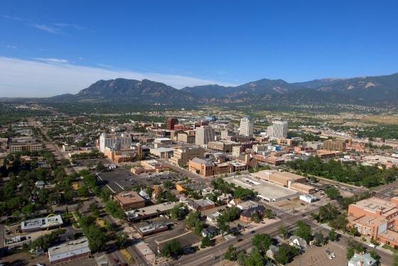 Colorado Springs Meeting Facilities Destination Colorado
