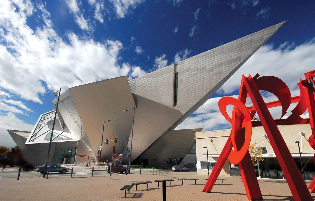 Denver Art Museum Credit VISIT DENVER