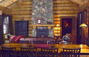 Tasteful ranch decor is a hallmark of Devil's Thumb Ranch & Spa in Tabernash. Photo courtesy of Devil's Thumb.