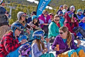 Breckenridge's Spring Fever Festival. Photo courtesy of Breckenridge Ski Resort.