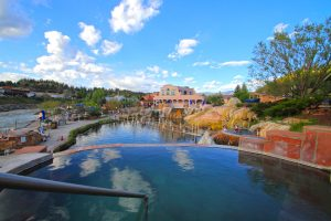 The Springs Resort & Spa in Pagosa Springs, courtesy of the resort.