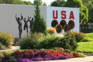 U.S. Olympic Training Center, courtesy of VisitCOS.com.
