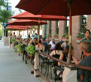 SALT patio in Boulder. Courtesy of Boulder CVB.