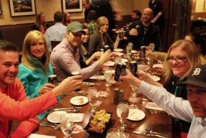 Local microbrews add to any gathering. Photo courtesy of Breckenridge Tourism Office.