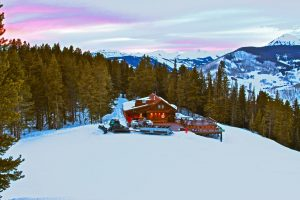 Uley's Cabin sleigh ride dinner at Crested Butte Mountain Resort. Photo by Chris Segal.