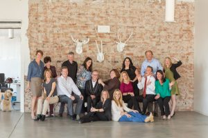 Colorado Meetings + Events magazine's editorial advisory board. Photo by Allée Photography.