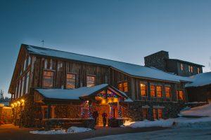 High Lonesome Lodge at Devil's Thumb Ranch Resort & Spa. Courtesy Devil's Thumb.