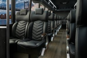 A transportation option available from Towne & Country Worldwide Chauffeured Transportation. Courtesy Towne & Country.