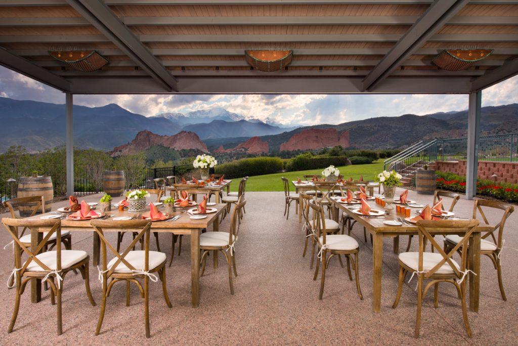 Colorado springs meeting space garden of the gods - Garden of the gods colorado springs hotel ...