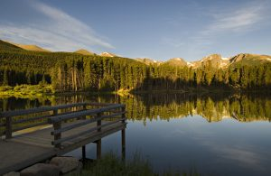 Sprague Lake, Estes Park