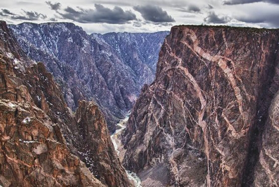 Black Canyon Of The Gunnison National Park Destination