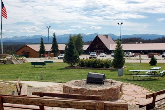 Winter Park Co Group Facilities Ymca Of The Rockies Snow Mountain Ranch