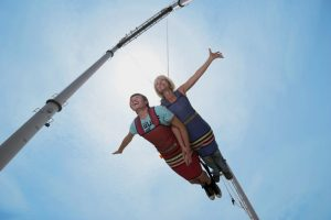 Try out the thrilling rides at Royal Gorge Bridge & Park. Courtesy VisitCOS.com.