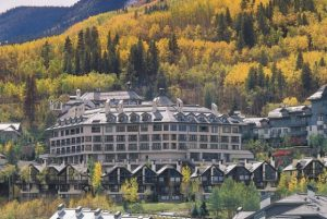 Pines Lodge is on of five RockResort locations in Colorado and is part of Vail Resorts ECHO program. Courtesy Vail Resorts.