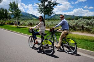 Aspen's WeCycle program makes it easy to bike around Aspen.