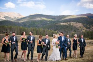Getting married outside is just the start of outdoor fun at Devil's Thumb Ranch. Photo by Daylene Wilson.