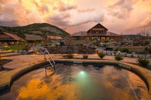 Iron Mountain Hot Springs in Glenwood Springs.