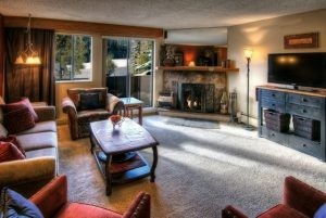 Condominiums in Colorado, including this one at Beaver Run Resort & Conference Center in Breckenridge, come in handy for groups with families. Courtesy Beaver Run.