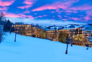 The Westin Snowmass Resort is one many great lodging and conference properties in Colorado's mountains and cities. Courtesy The Westin.
