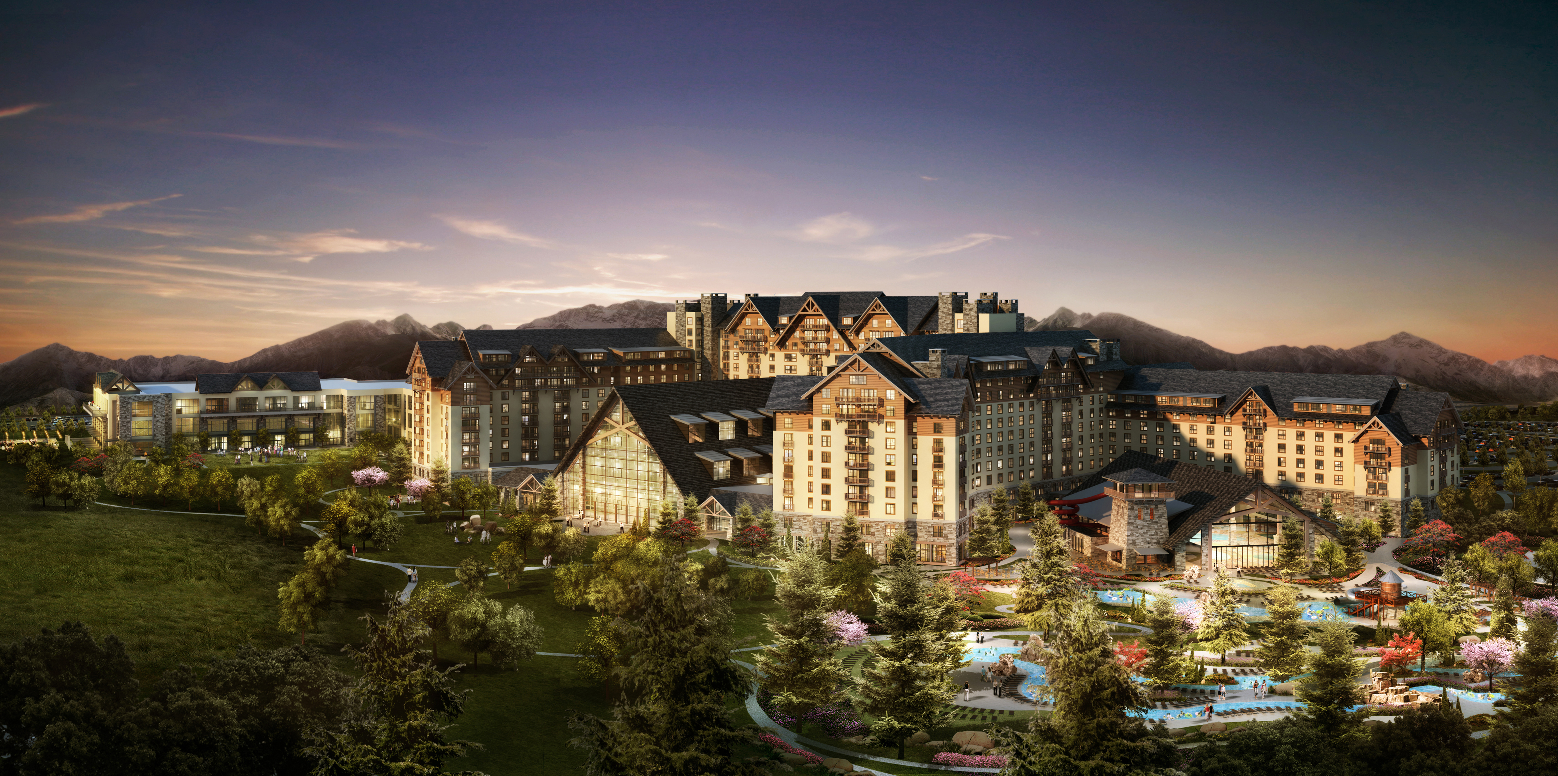 Gaylord Rockies Resort And Convention Center Destination