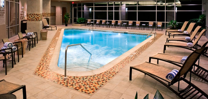 Loveland embassy suites destination colorado - Mountain view swimming pool loveland ...
