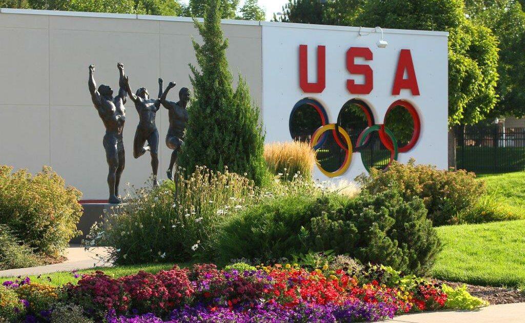 Colorado Springs Olympic & Paralympic Training Center. Courtesy of VisitCOS.com.